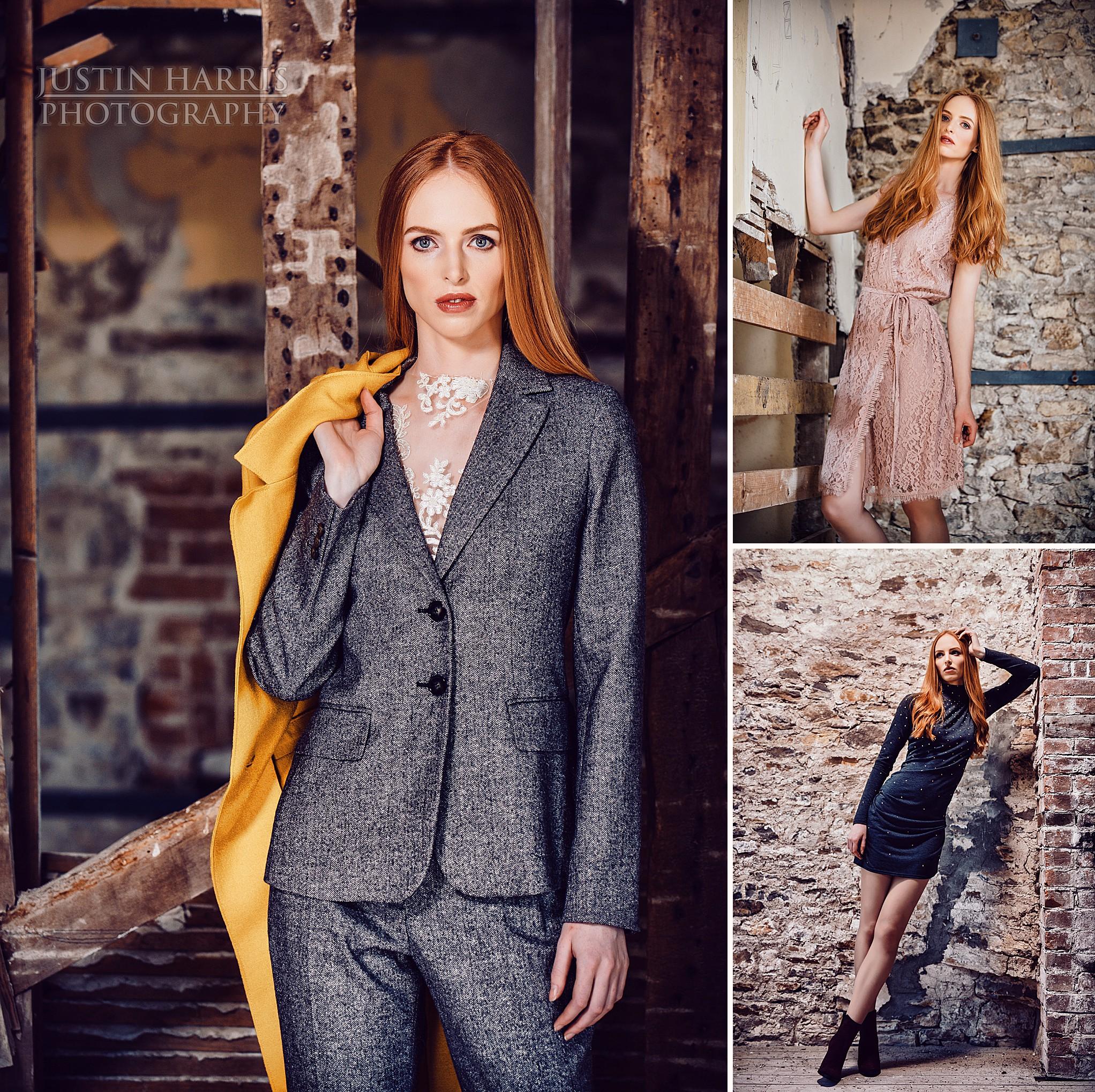 Autumn Leaves Fashion Behind - Carsten Tschach