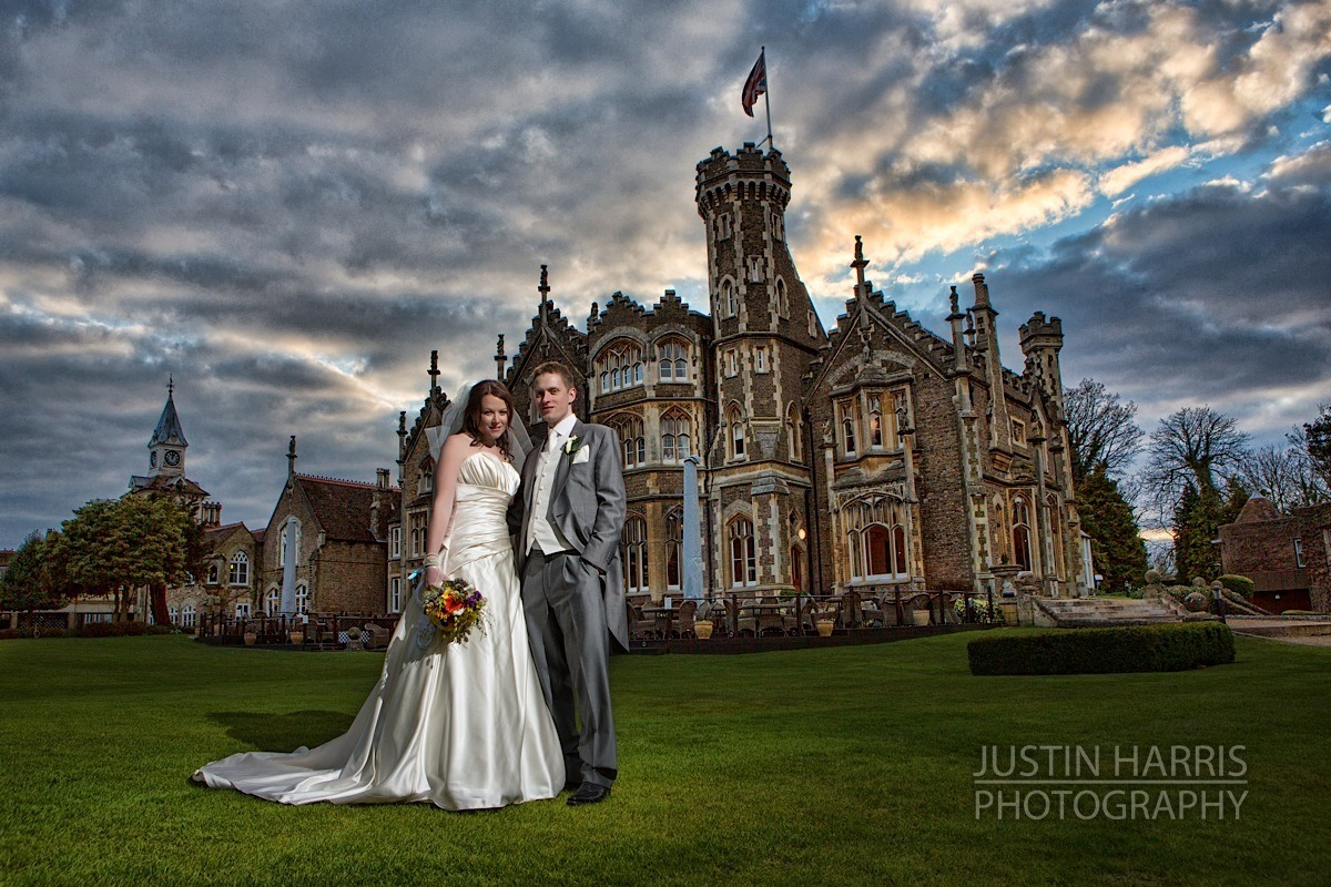 Chrissy & Steves Wedding Photography @ The Oakley Court Hotel, Windsor