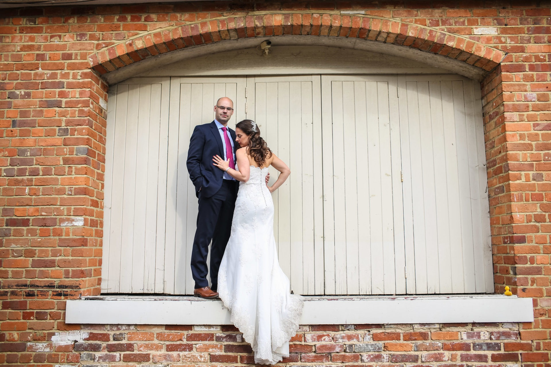 Jo & James- Wedding Photography Dorchester