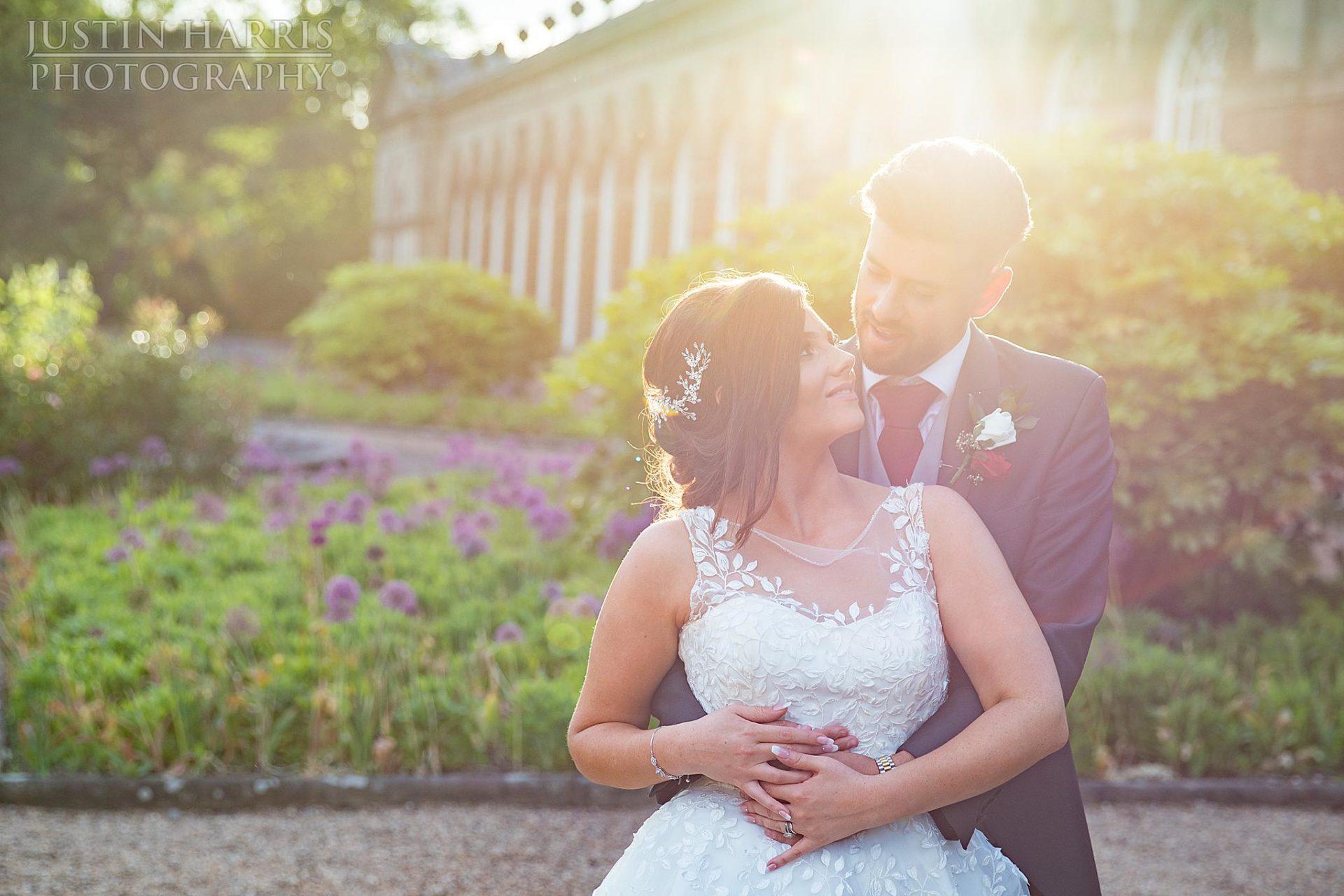 Wedding photography Margam Orangery – Nikki & Mark